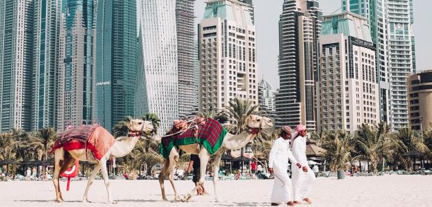 dubai ujedinjeni arapski emirati