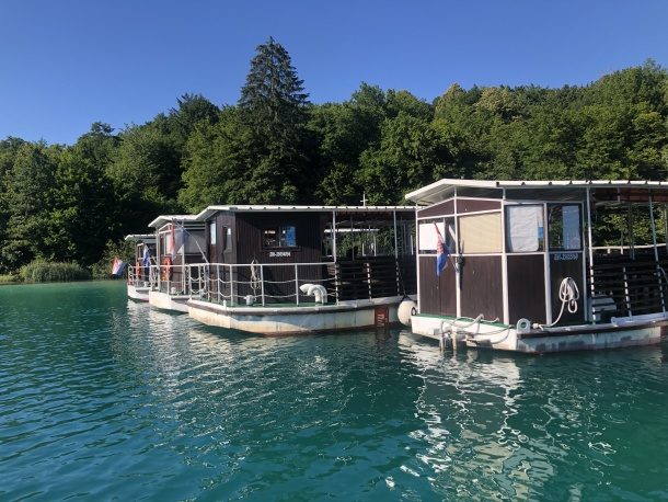jezero kozjak plitvicka jezera