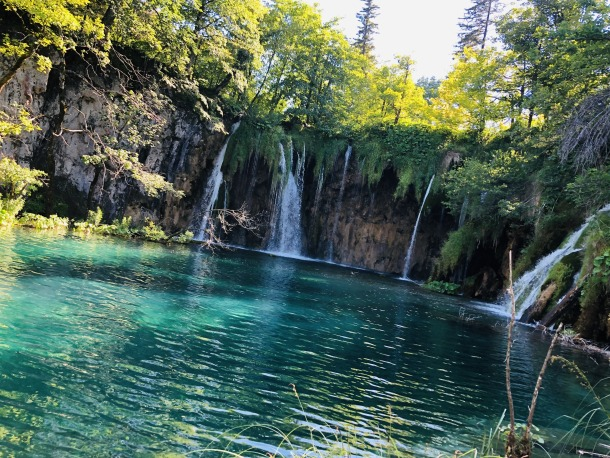 nacionalni park plitvicka jezera plitvice lika