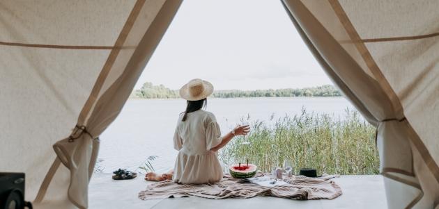 Glamping ili kampiranje u rujnu – čarobni odmor uz divne zvjezdane večeri