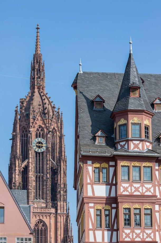 katedrala u frankfurtu