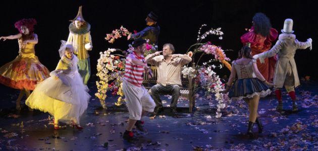 Predstava Sreća (La gioia) u Zagrebu