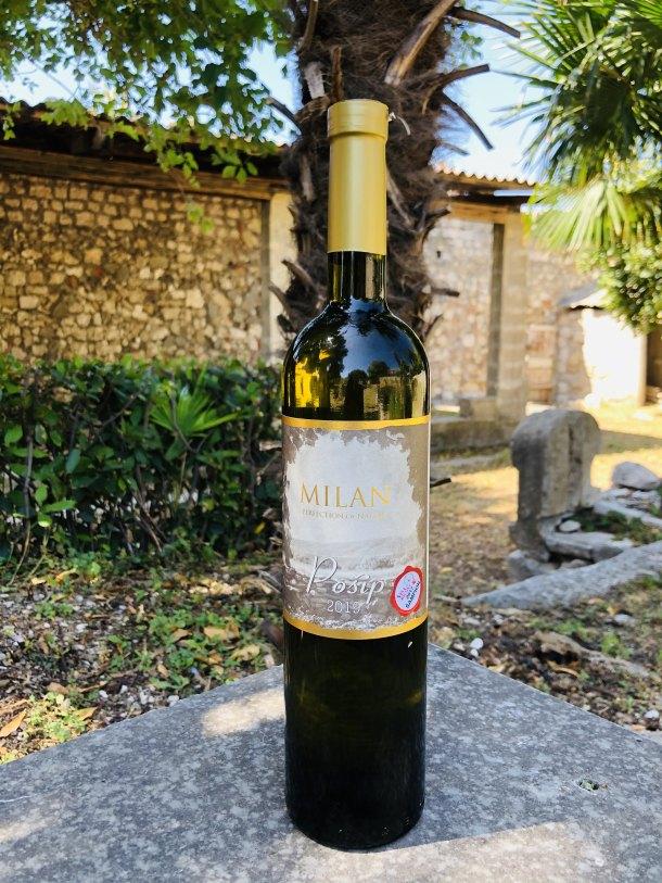 vrhunski  milan posip 2017 vino