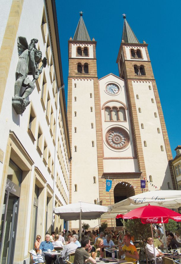 Kiliansdom katedrala  Würzburg