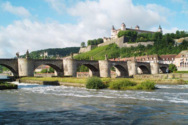 Würzburg Stari most
