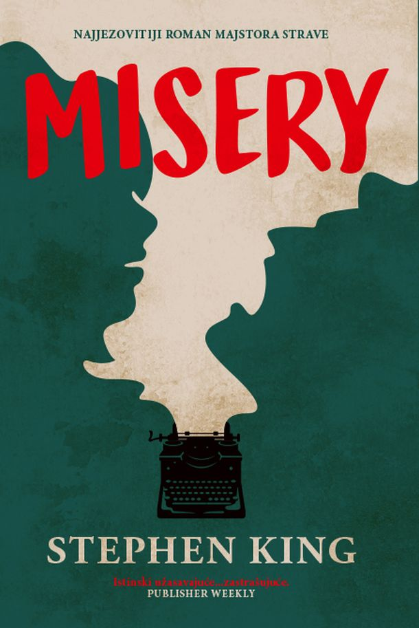 bestseler knjiga Misery