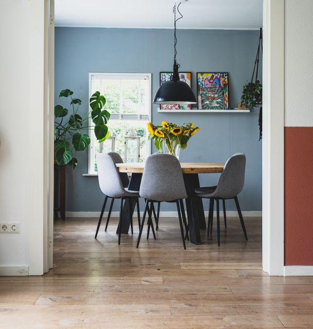 izbor boja za zidove boje za uredenje doma