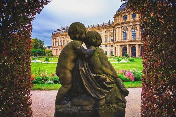 park vrt princeva Würzburg