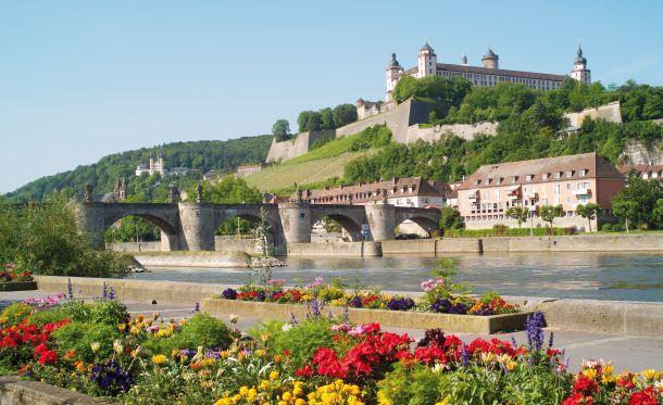 tvrdava Marienberg Würzburg