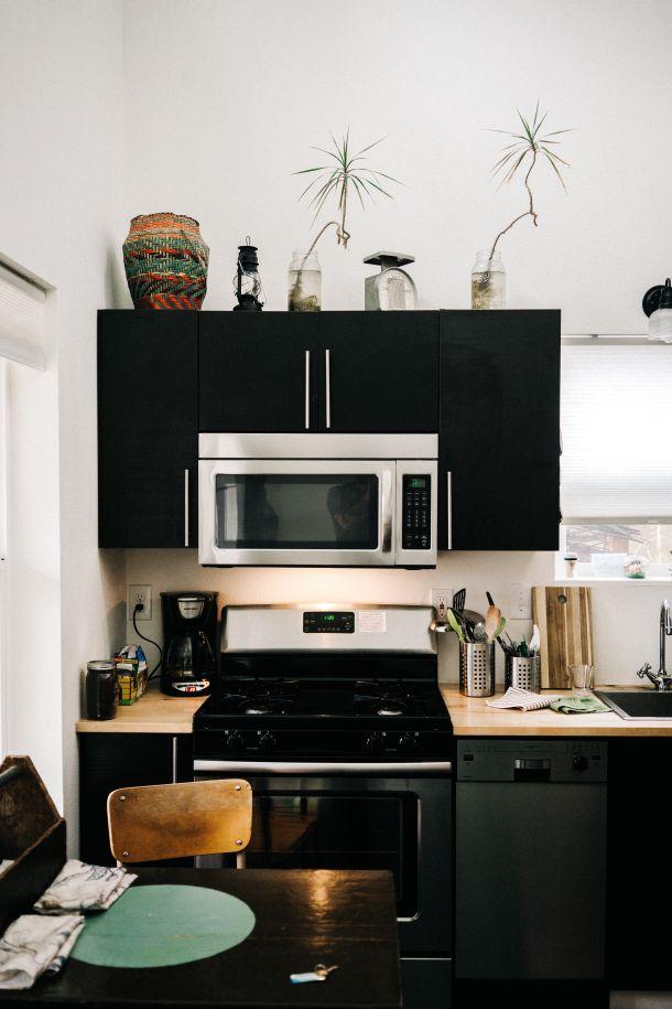ideje za kuhinju kuhinja mikrovalna pecnica