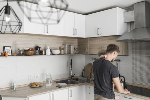 ideje za malu kuhinju  kuhinjski elementi
