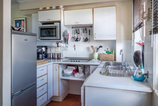 ideje za malu kuhinju uredenje kuhinje