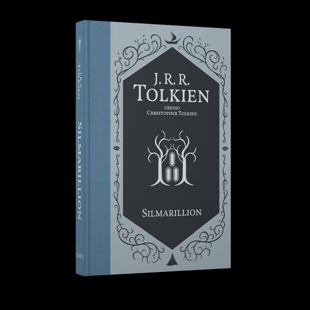 knjiga roman Silmarillion tolkien