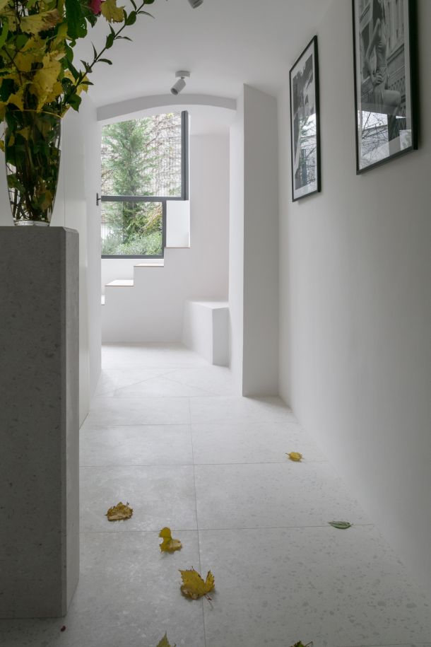 hodnik stepenice slike Kuca u Vinogradskoj