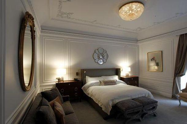 Dior Suite, St Regis Hotel New York