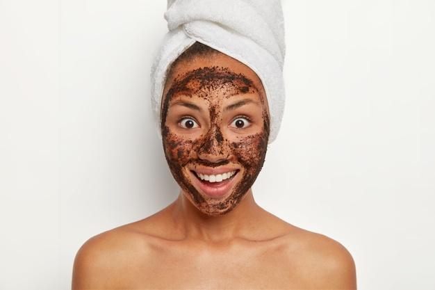 prirodna organska kozmetika maske za lice piling od cokolade
