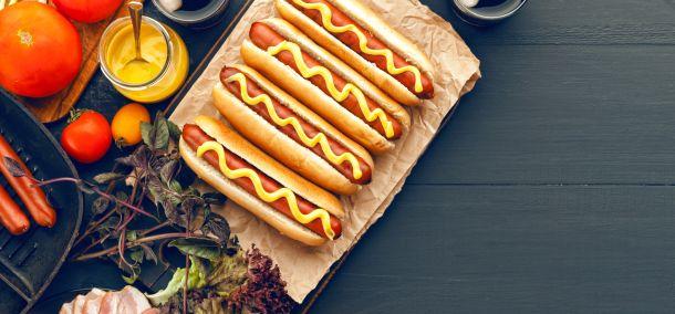recept za Poli hot dog top