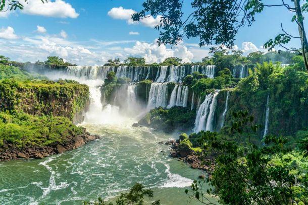 Argentina slapovi Iguazú Awasi