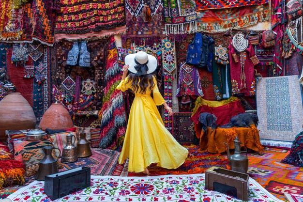 grand bazar tepisi cilimi istanbul turska