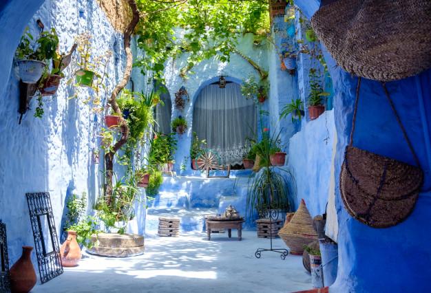 maroko ulica u maroku