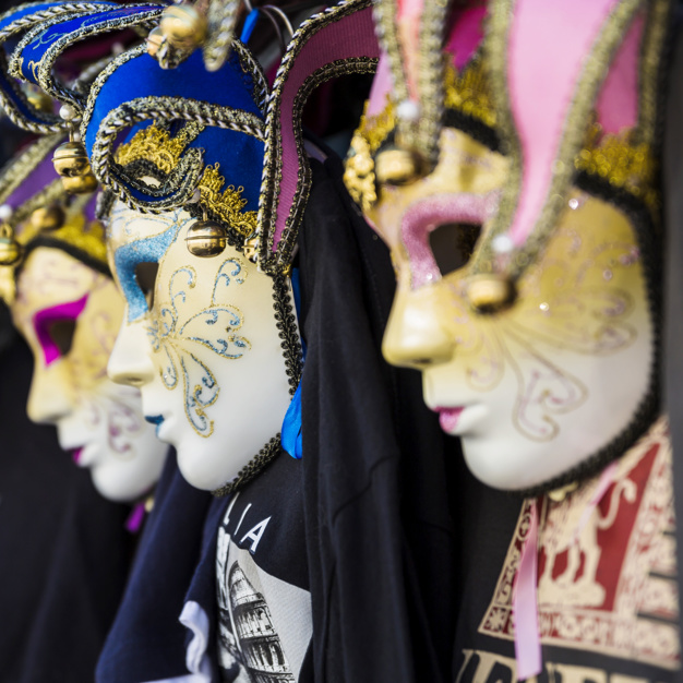 maska maske venecija venezia