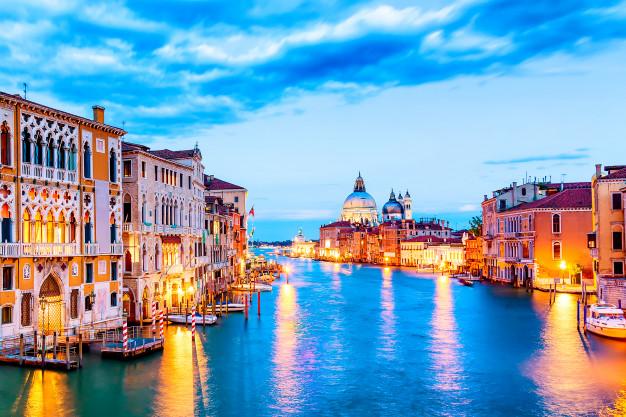 venecia grand kanal venezia