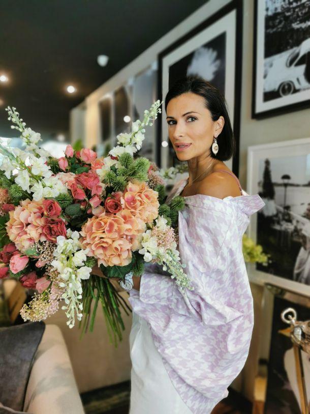 iris pinjuh androsevic interijer i cvijece