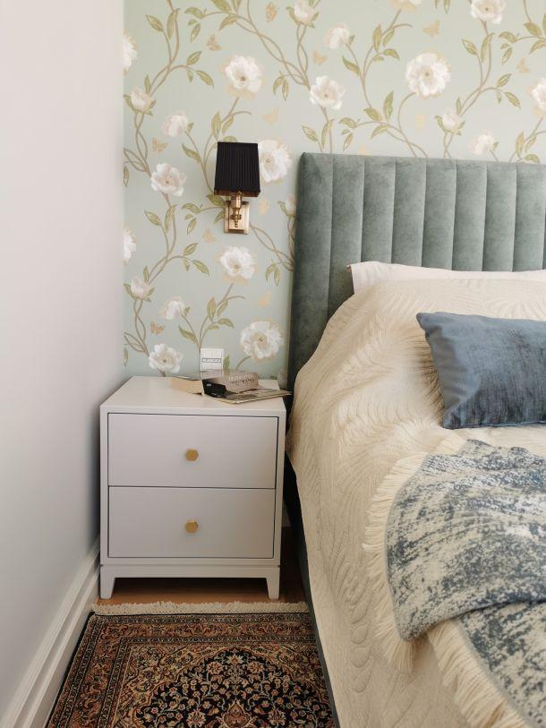 krevet tapete iris pinjuh androsevic interijer