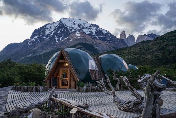 kucice kupole za najam u prirodi