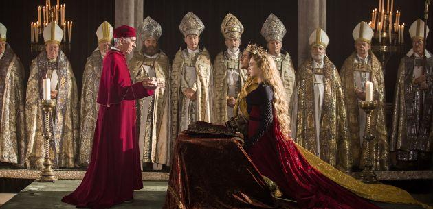 Bijela princeza nova je raskošna serija o moći, obitelji, ljubavi i izdaji