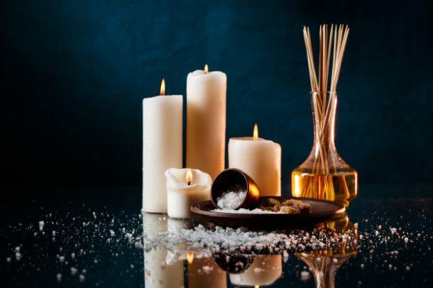 svijeće etericna mirisna ulja