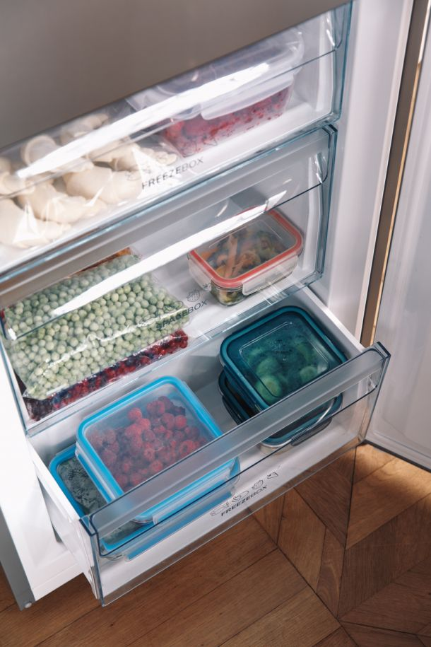 zamrznuta hrana hladnjak gorenje gardenfresh