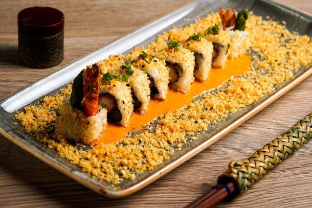 restoran Takenoko_Nikkei kuhinja