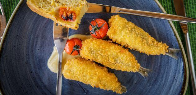 tempura srdela david skoko