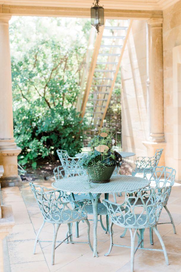 vrtni stol i stolice terasa