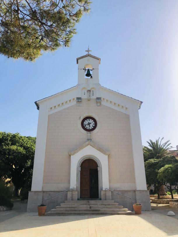 crkva otok ilovik