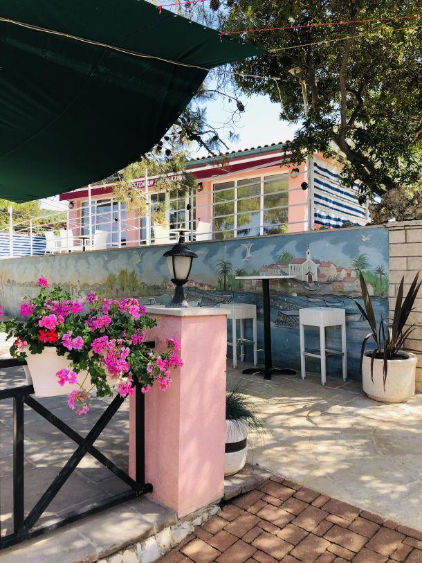 restoran dalmatinka ilovik