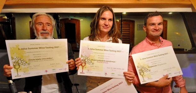 Održano 3. ocjenjivanje vina otoka Hvara u okviru Fešte vina