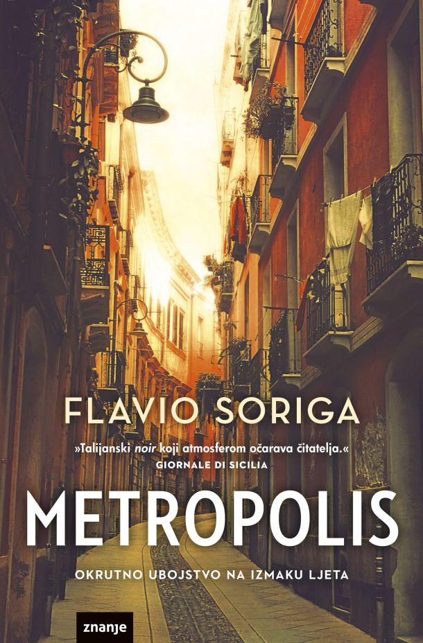 knjiga Metropolis