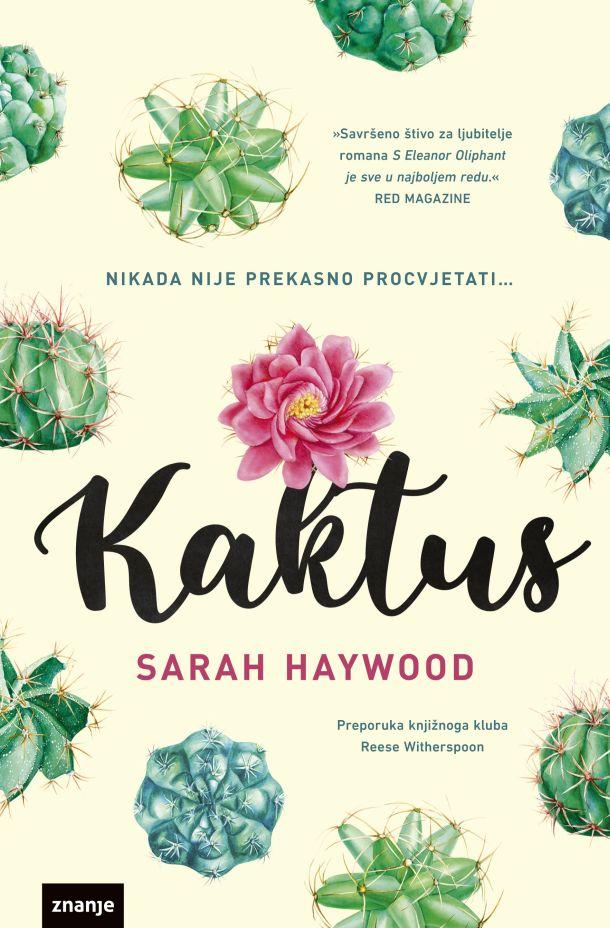 nova knjiga kaktus