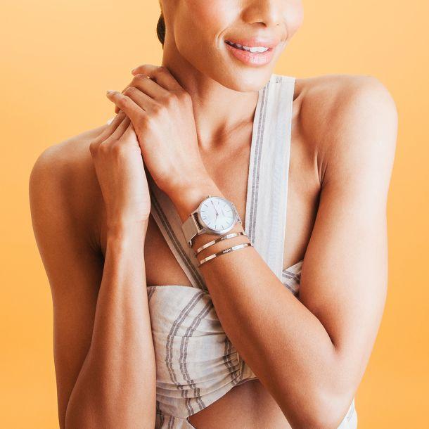 smart watch Bellabeat-Time-Silver