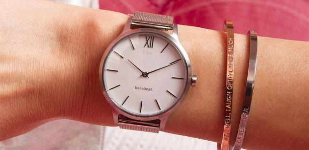 Pametni wellness sat Time posebno je dizajniran za žene