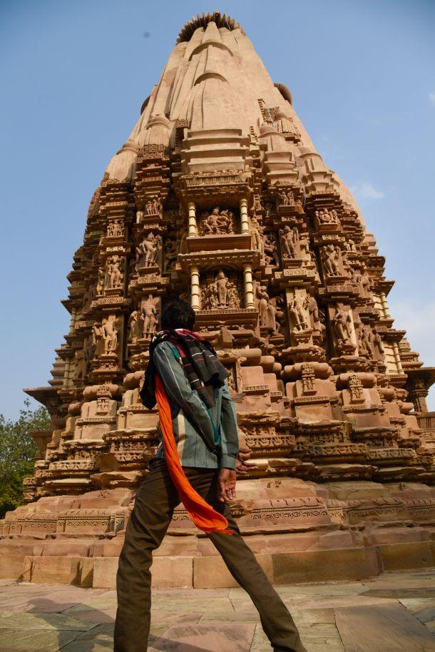 Khajuraho asram Arhanta Yoga