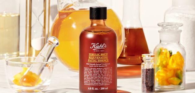 Kiehl's predstavlja esenciju s ferulinskom kiselinom za blistavost vaše kože