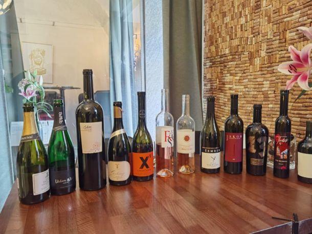 finalisti za izbor vina