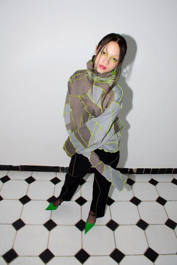 hlace majica fashion Helen Kelen