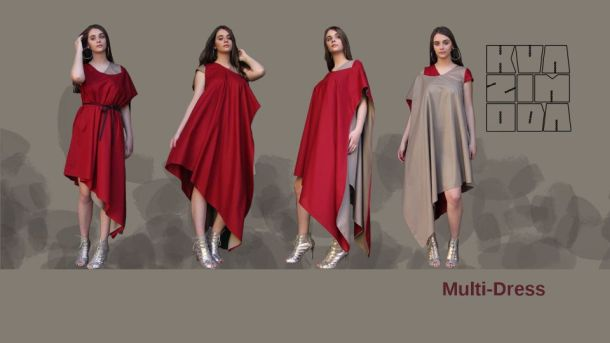 multi dress haljina KVAZIMODA (1)