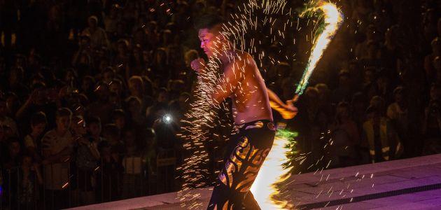 Festival svjetlosti u Pečuhu