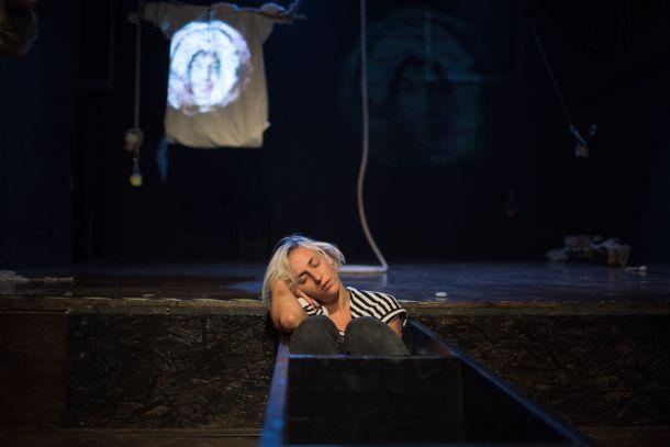 predstava Marta, foto Karla Juric