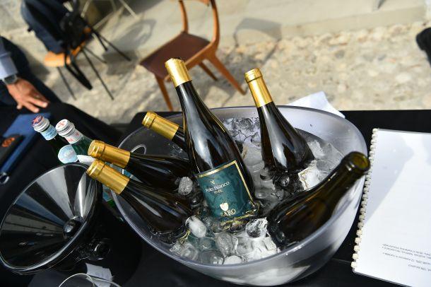 vino folo blanco zaro
